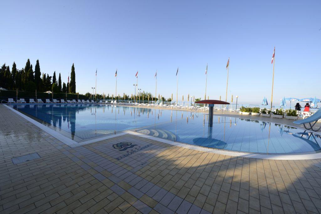 Piscina Residence Silvi Marina