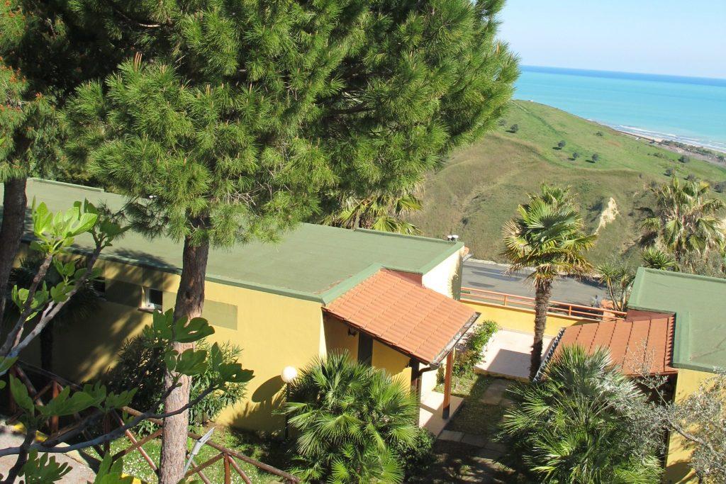 residence Silvi Marina vista mare